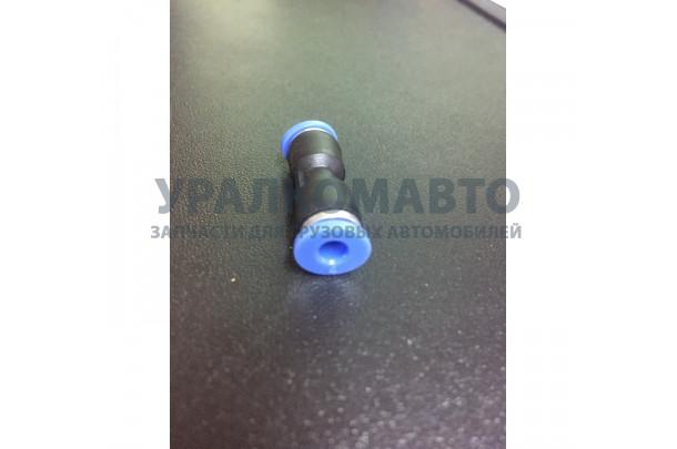 фитинг соединительный (пластик) 2x4d SHAANXI 24d