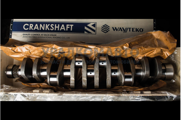 коленвал WP10 Wayteko SHAANXI 612600020373/F